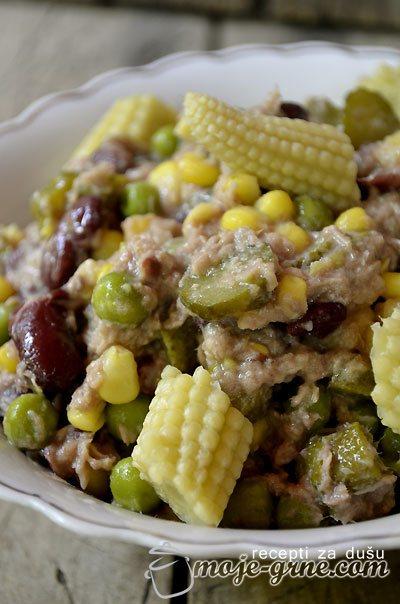 Mexico mix salata