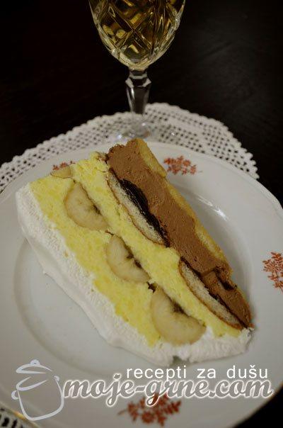 """Torta """"San snova"""""""