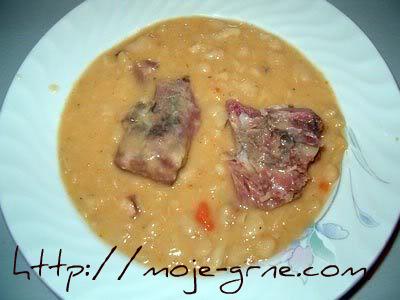 pasulj sa suvim mesom