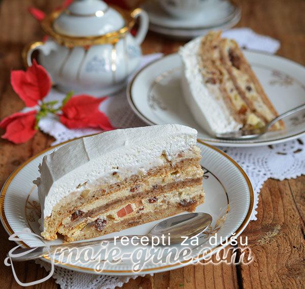 Torta sa smokvama