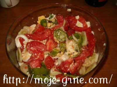 šopska-salata