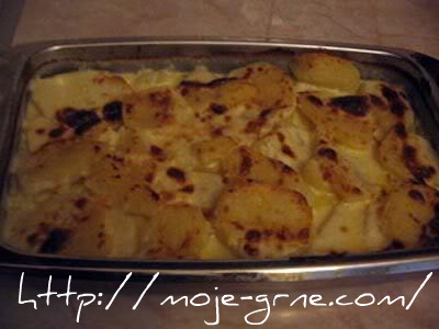 krem krompir