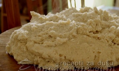 Kačamak od domaćeg brašna