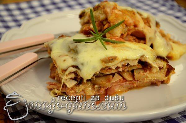 Pizza piletina