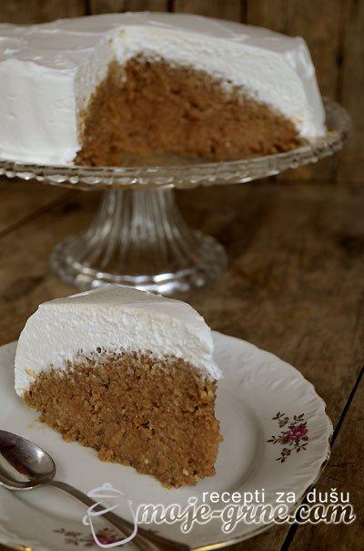 Poparena torta