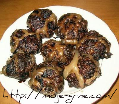 mleveno meso i dzigerica u svonjskoj maramici