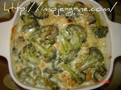 Pasta sa brokolima