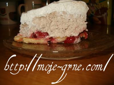 gagina torta sa jagodama II
