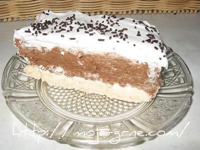 grnetova čokoladna torta