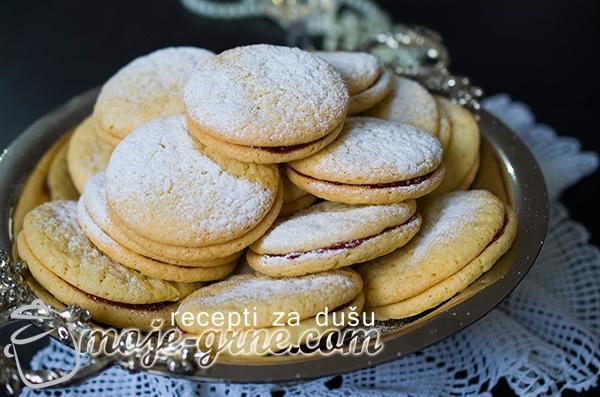 Sendvič keks