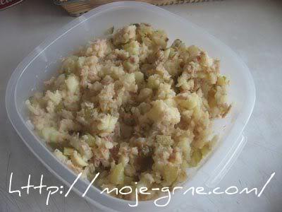 brza posna salata