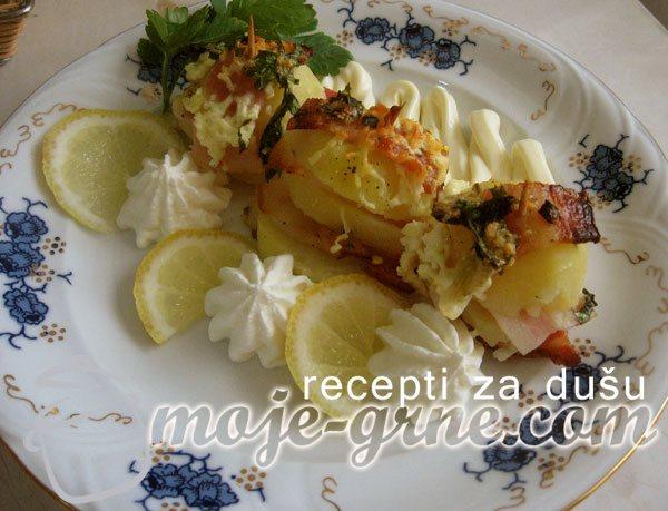 Grnetov pečeni krompir