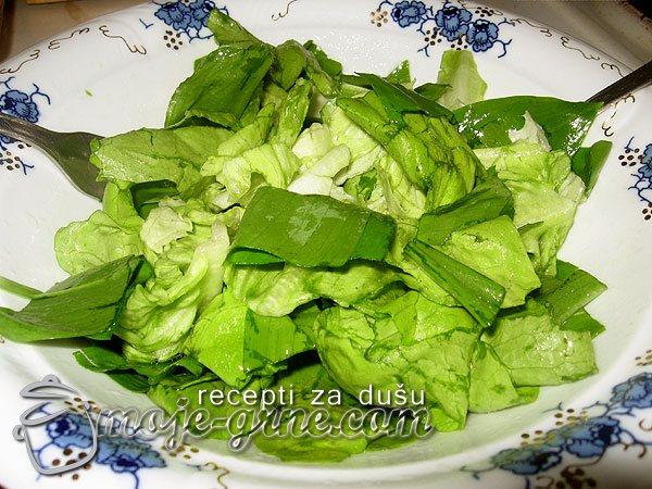 Salata od sremuša