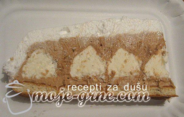 Krem torta sa puslicama