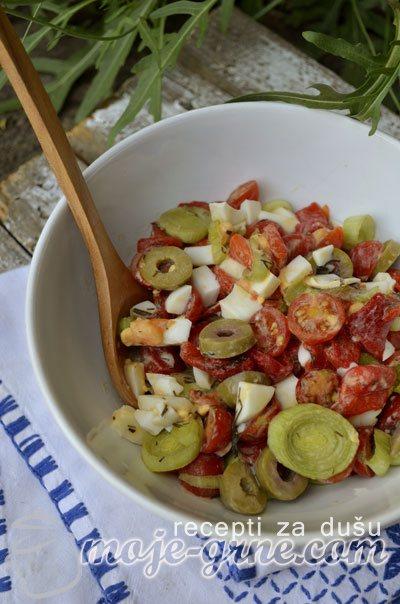 Grnetova letnja salata