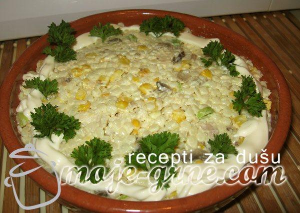 Salata sa taranom