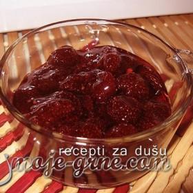 Slatko od jagoda