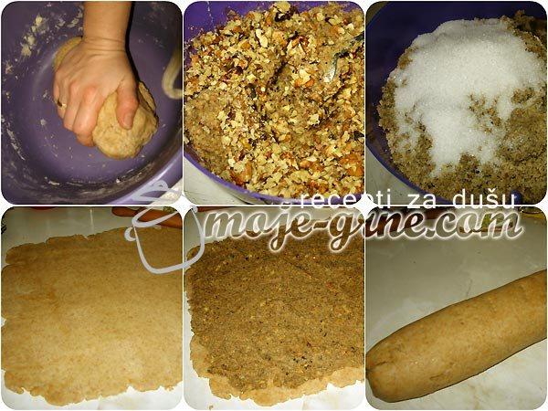 Štrudla od integralnog brašna