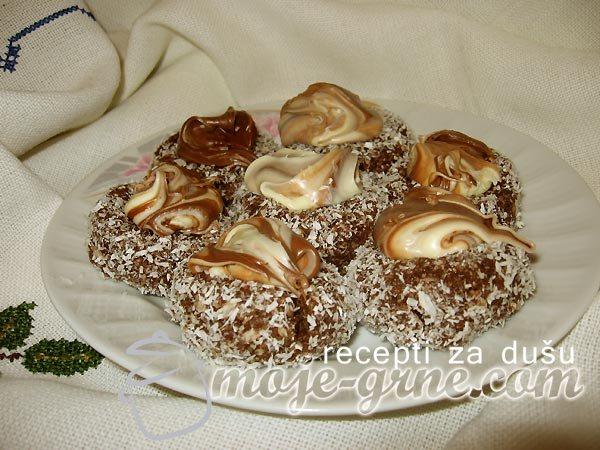 Čokoladna gnezda