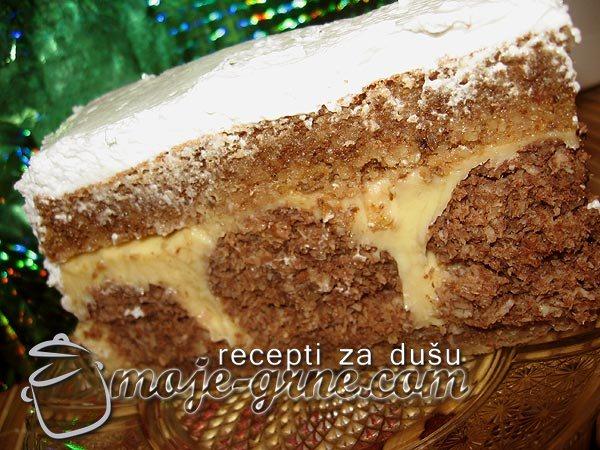 Draginja torta