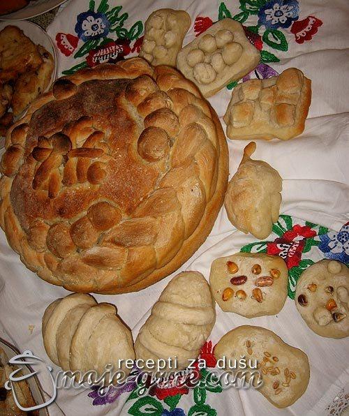 Obredni hleb za Badnje veče
