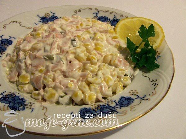 Kukuruz salata (standardna)