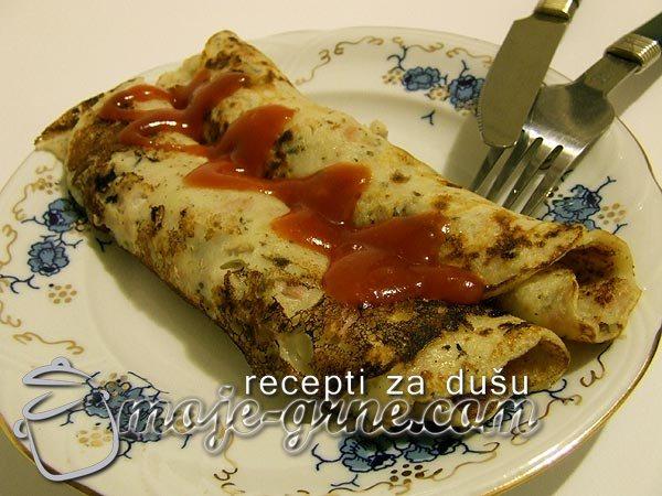 Pizza palačinke