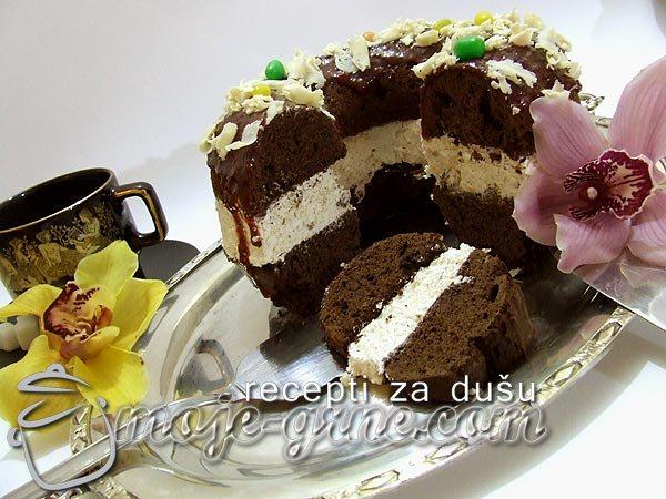 Čokoladni kuglov sa maskarponeom