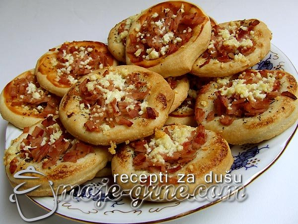 Mini pizze