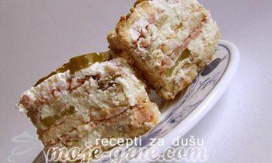 Slana torta sa krekerima