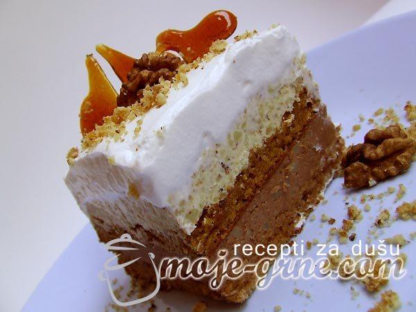 Grilijaš torta