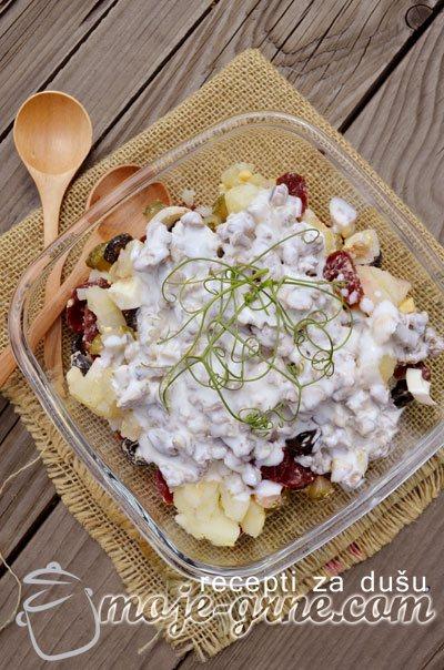 Balkanska salata