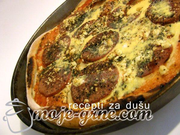 Testo za pizzu