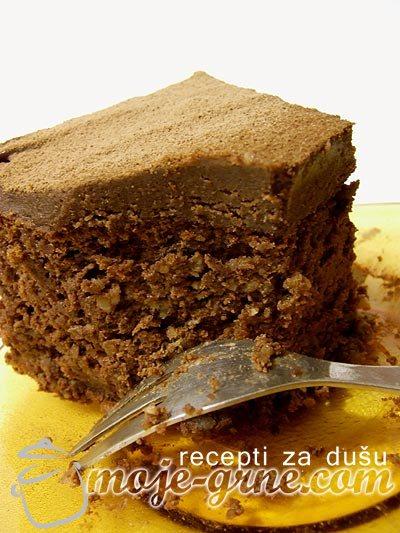 Gospa Olgina čokoladna torta
