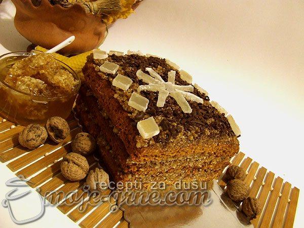 Posna torta od žita