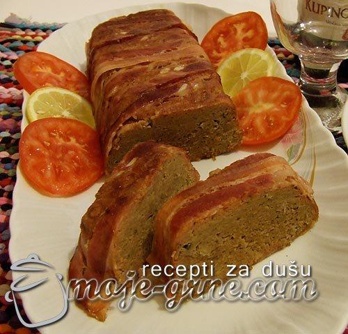 Pašteta od svinjske džigerice