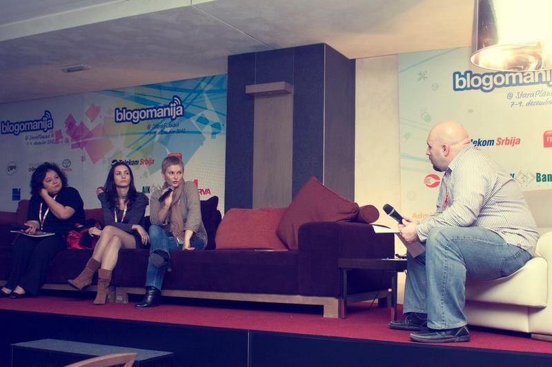 Blogomanija 2012