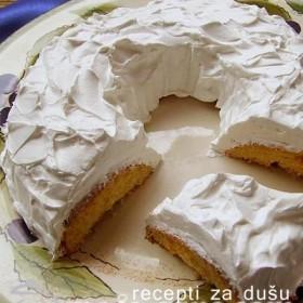 Jednostavni kolač sa pomorandžom