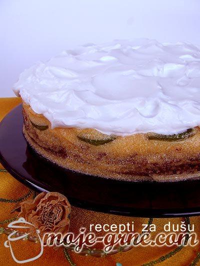 """Posna """"Fanta"""" torta"""