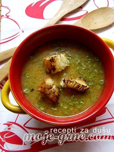 Prolećna supa