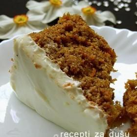 Sarin carrot cake