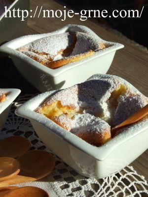 mini sufle sa mandarinama