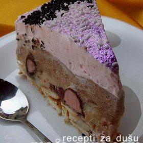 Torta sa pralinama i grizom