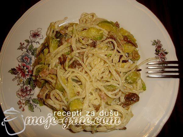 Špagete sa prokeljom