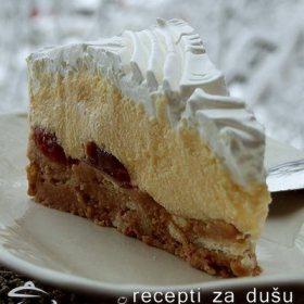 Voćna jogurt torta