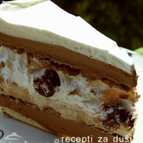 Plazma šlag torta