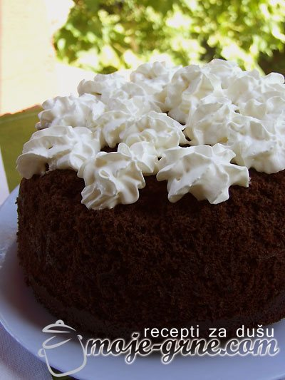 Torta iz mikrotalasne