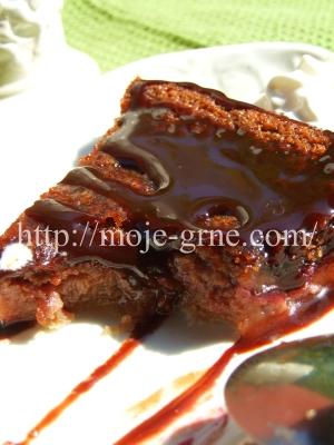 socni kolac od sljiva sa djumbirom