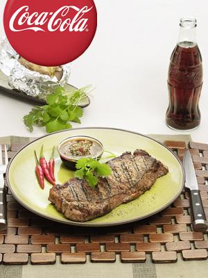 Grilovana govedina sa korijanderom i cilijem (Asado con Chimichurri)