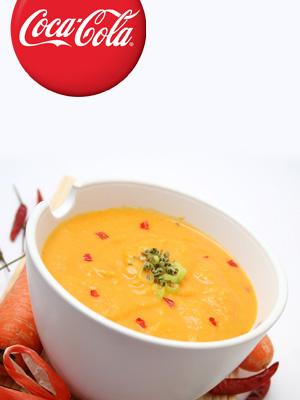 supa od karija i sargarepe
